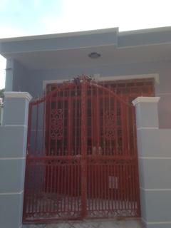 Cần bán gấp căn nhà cấp 4 sổ riêng ở Tân Bình Bình Dương 72m2 /450 triệu