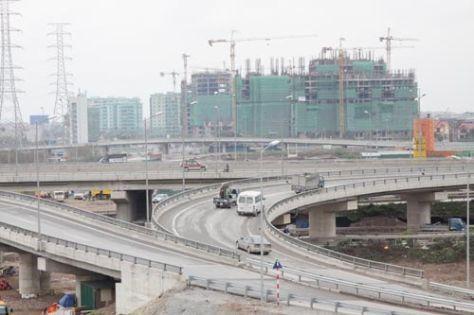 Hà Nội: Quận Hoàng Mai giữ kỷ lục về số dự án BĐS đang triển khai